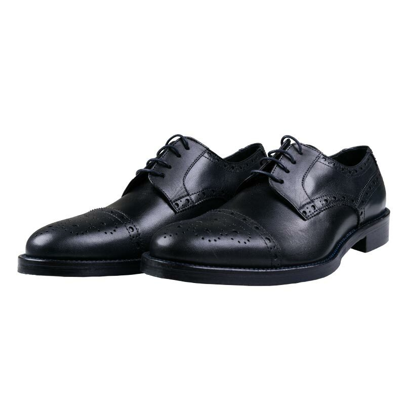 Prince Oliver Δερμάτινα Παπούτσια