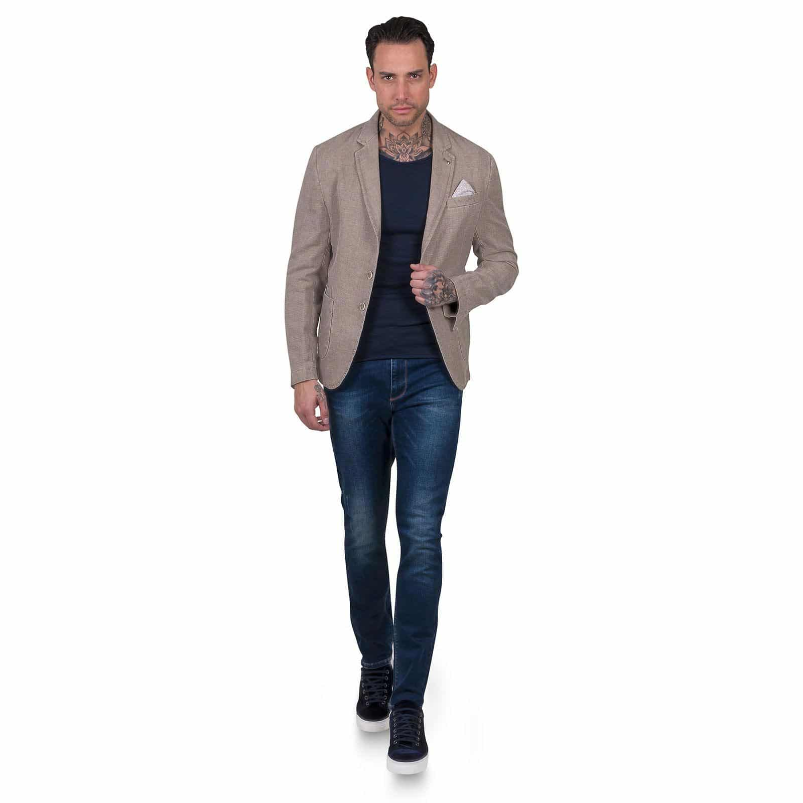 Prince Oliver Παντελόνι Jean - Collection A/W