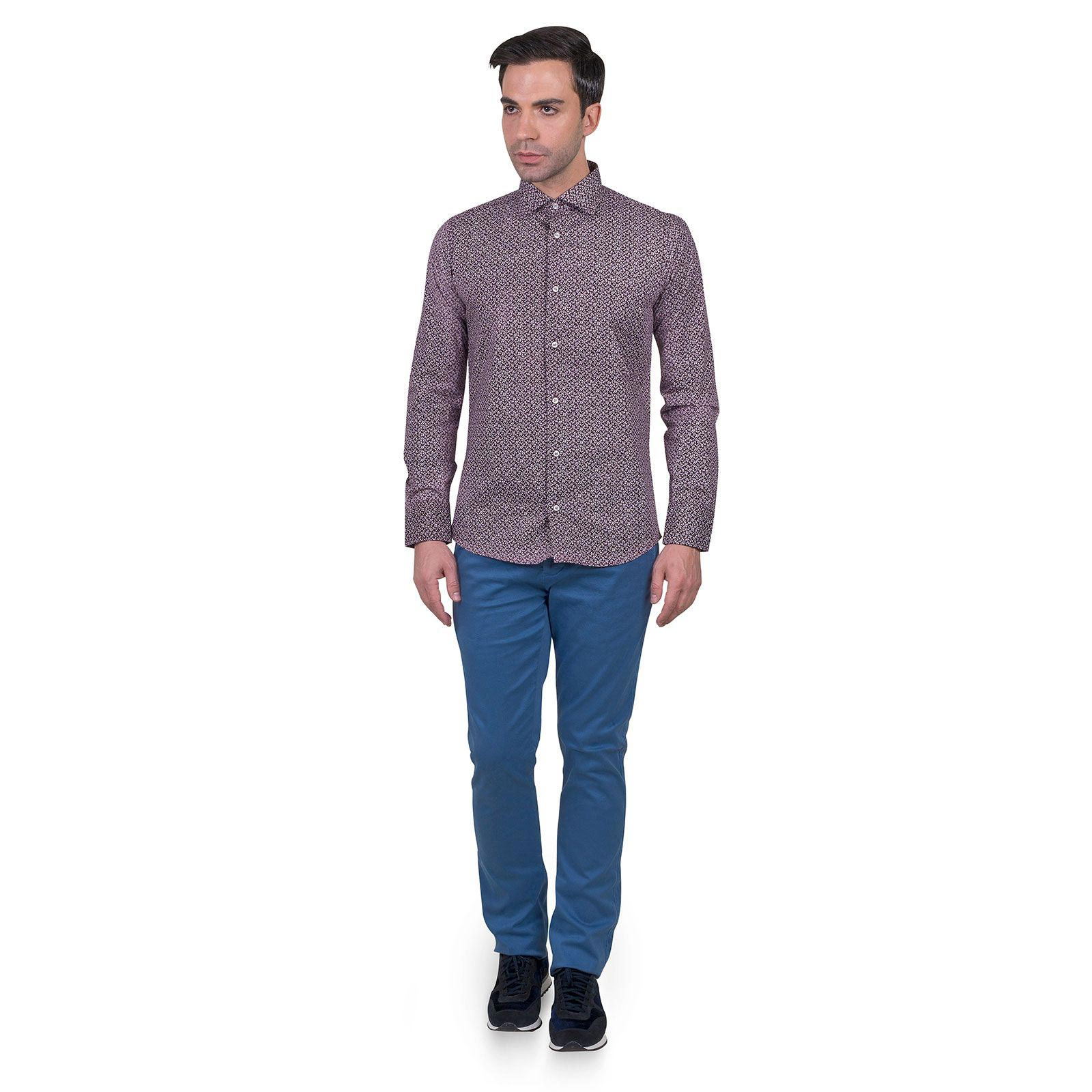 Prince Oliver Παντελόνι Chino - Collection S S 37c49bcb0a0