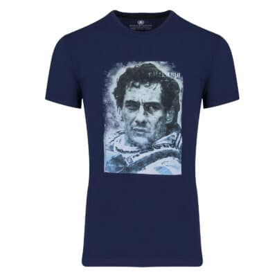 Prince Oliver T-Shirt Μπλε Σκούρο  East Wood 100% Cotton - Collection A/W