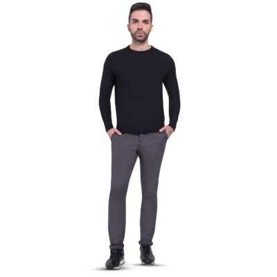 78adb0864551 Prince Oliver Μπλούζα Cotton-Cashmere – Collection A W